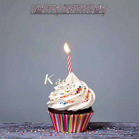 Happy Birthday to You Kae
