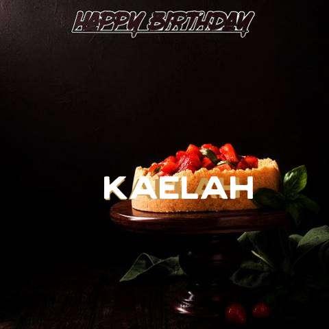 Kaelah Birthday Celebration