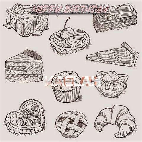 Happy Birthday to You Kaelah