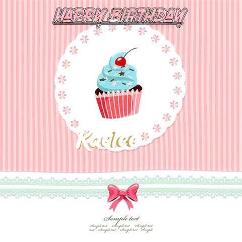 Happy Birthday to You Kaelee