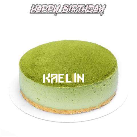 Happy Birthday Cake for Kaelin