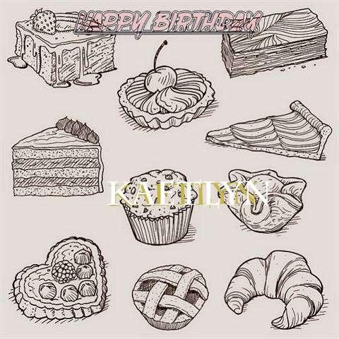 Happy Birthday to You Kaetlyn