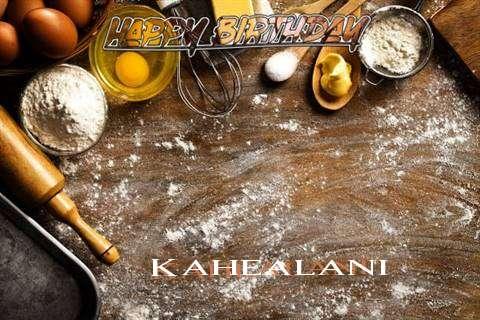 Kahealani Cakes