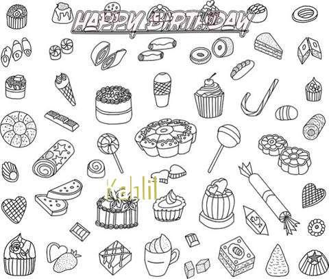 Kahlil Cakes
