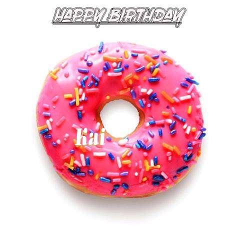 Birthday Images for Kai