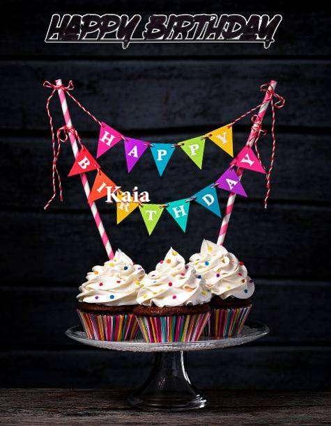 Happy Birthday Kaia