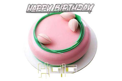 Happy Birthday Cake for Kaia