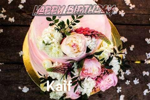Kaif Birthday Celebration