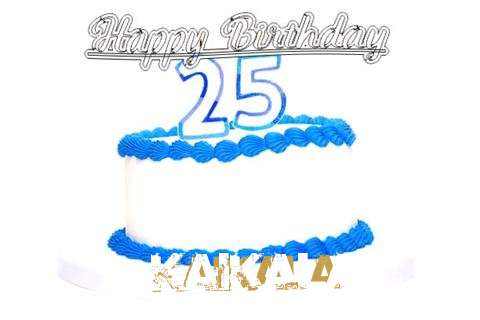 Happy Birthday Kaikala Cake Image