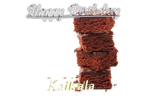 Kaikala Birthday Celebration
