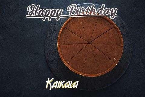Happy Birthday to You Kaikala