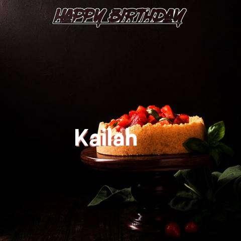 Kailah Birthday Celebration