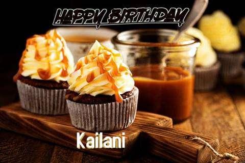Kailani Birthday Celebration