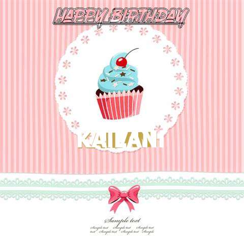 Happy Birthday to You Kailani
