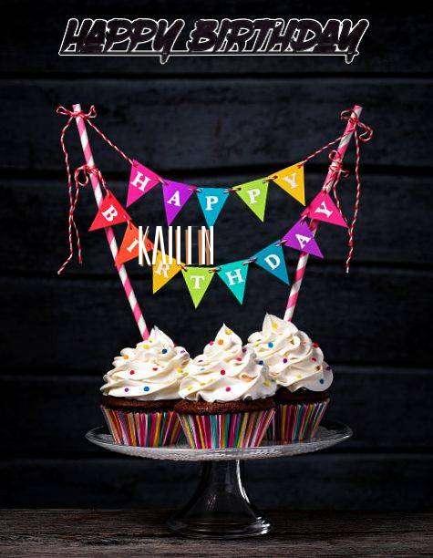 Happy Birthday Kailen