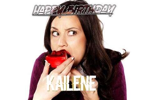 Happy Birthday Wishes for Kailene