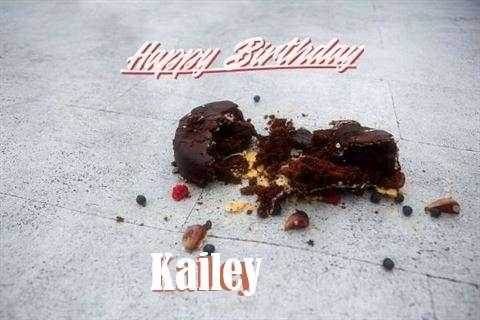 Kailey Birthday Celebration