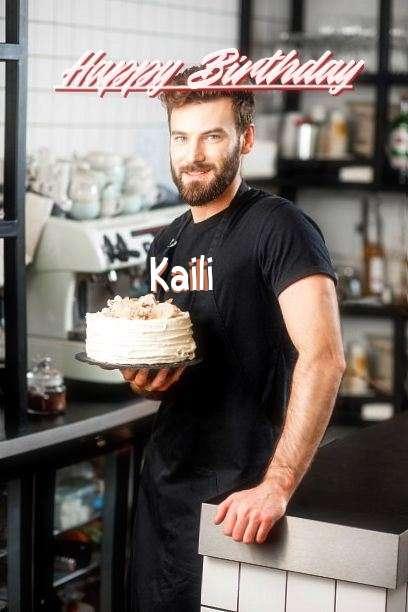 Kaili Birthday Celebration
