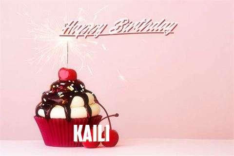 Wish Kaili