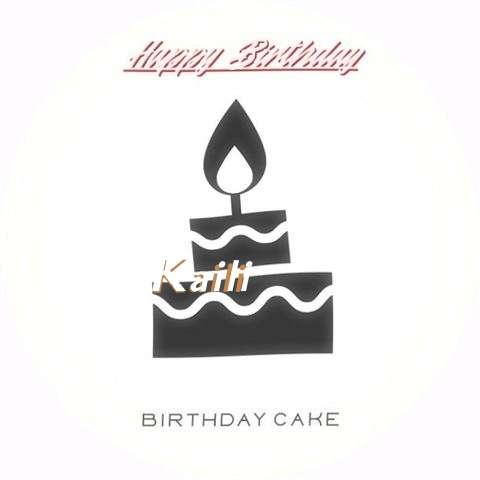 Kaili Cakes