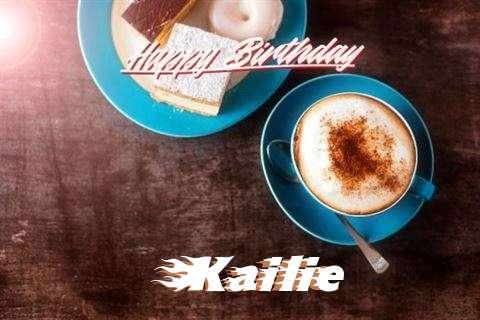 Happy Birthday to You Kailie
