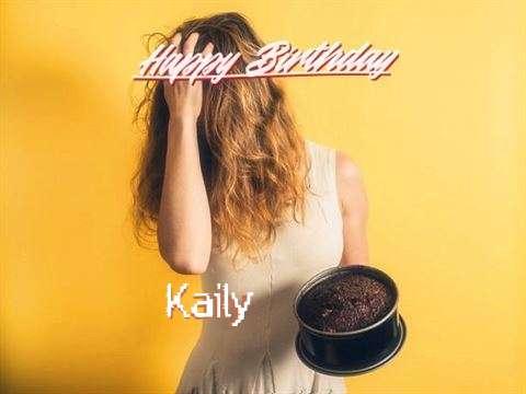 Wish Kaily
