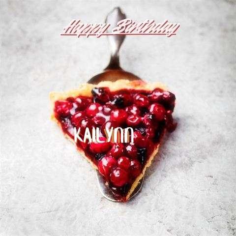 Happy Birthday to You Kailynn