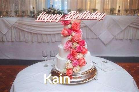 Happy Birthday to You Kain