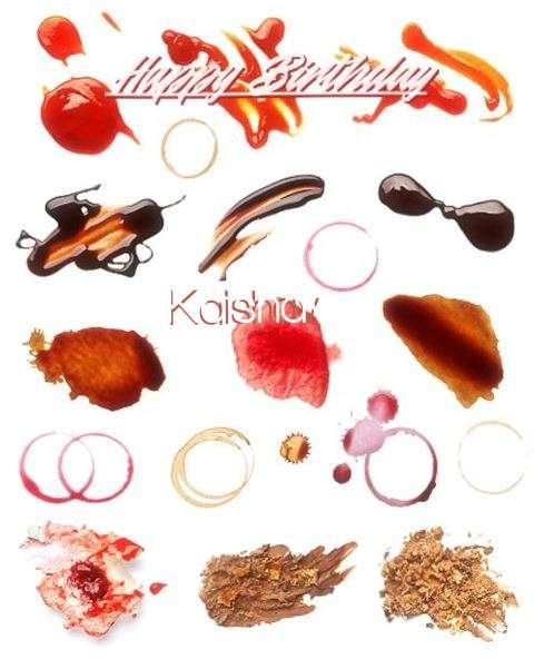 Birthday Wishes with Images of Kaishav