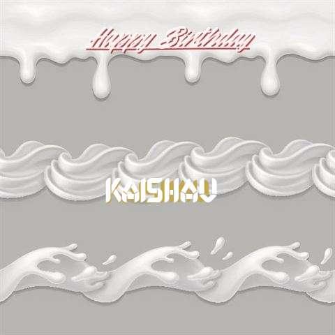 Happy Birthday to You Kaishav