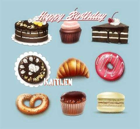 Kaitlen Birthday Celebration