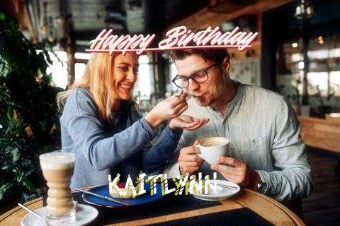 Happy Birthday Wishes for Kaitlynn