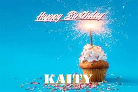Happy Birthday Cake for Kaity