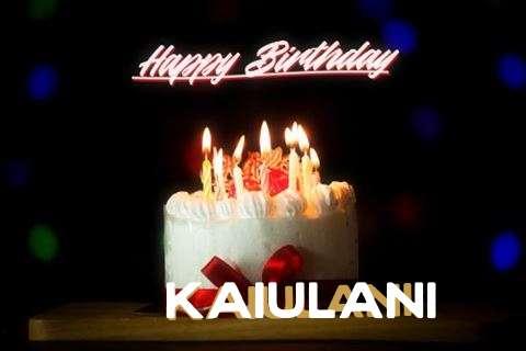Birthday Images for Kaiulani