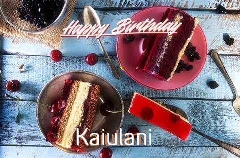 Wish Kaiulani