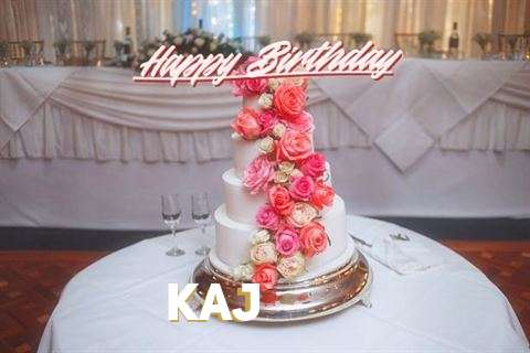 Happy Birthday to You Kaj