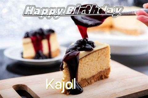 Birthday Images for Kajol