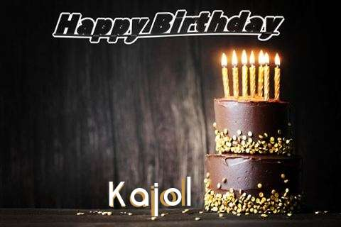 Happy Birthday Cake for Kajol