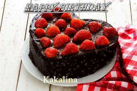 Kakalina Birthday Celebration