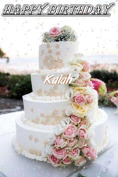 Kalah Birthday Celebration