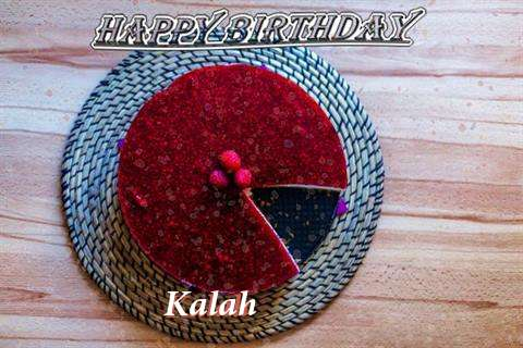 Happy Birthday Wishes for Kalah