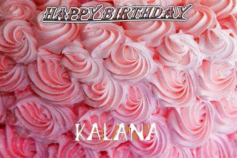 Kalana Birthday Celebration