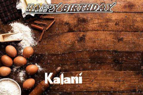 Birthday Images for Kalani