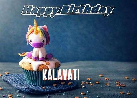 Happy Birthday Kalavati