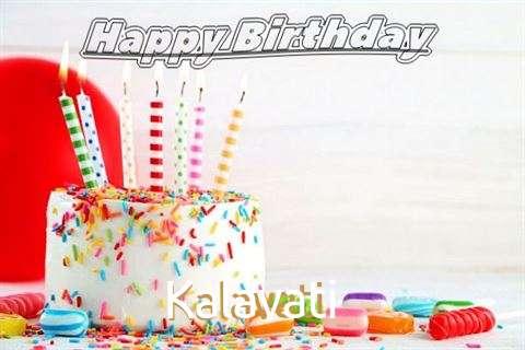 Birthday Images for Kalavati