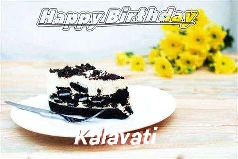 Kalavati Cakes