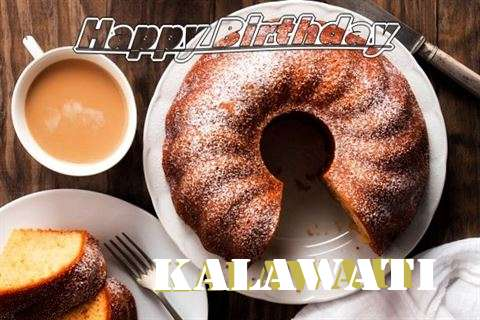 Happy Birthday Kalawati
