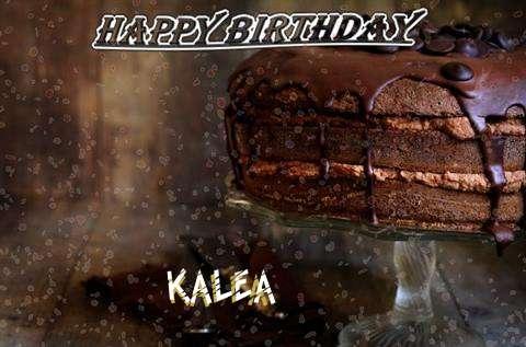 Happy Birthday Cake for Kalea