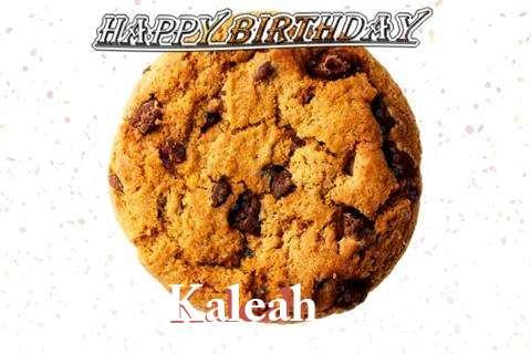 Kaleah Birthday Celebration