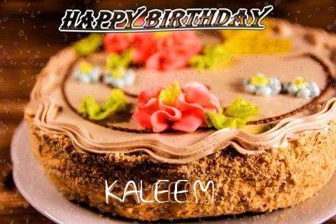 Birthday Images for Kaleem